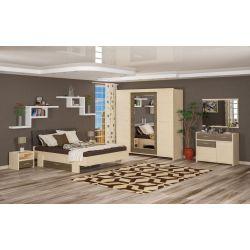 Спальня Кантри (Мебель-Сервис) фото