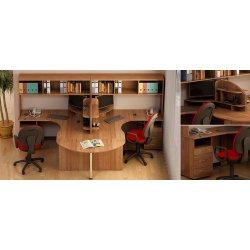 Серия офисной мебели Атрибут (M-Concept)