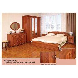 Спальня Дженифер МДФ комлект фото