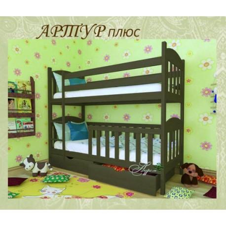 Детская двухъярусная кровать Артур Плюс
