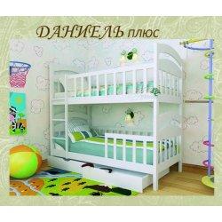 Детская кровать Даниэль Плюс