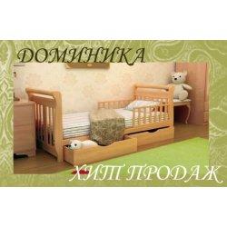 Детская кровать Доминика