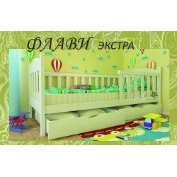 Детская кровать Флави Экстра