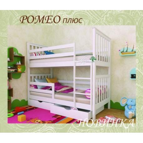 Детская кровать Ромео Плюс