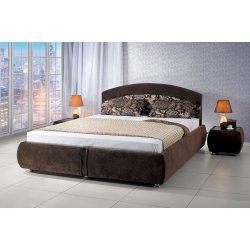 Мягкая кровать Ванесса