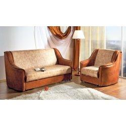 Диван + кресло Бостон