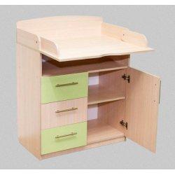 Пеленальный стол-комод ПС-01