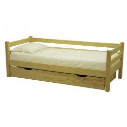 Кровать с бортиками Л-117 (ЛК-137) (Скиф)