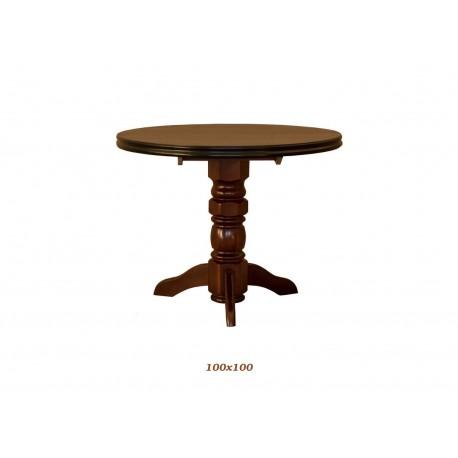 Круглый деревянный стол СТ-5 (Скиф)