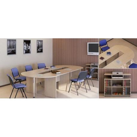 Стол для совещаний серии Атрибут фото