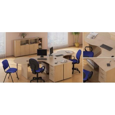 Набор мебели для персонала Атрибут фото