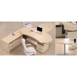 Стол руководителя Идеал (M-Concept)