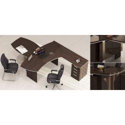 Стол руководителя Ньюмен (M-Concept)