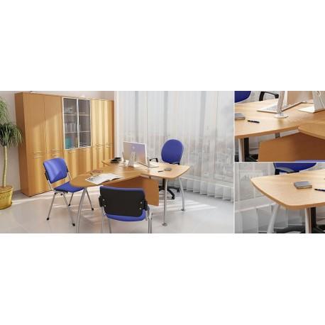Набор мебели руководителя Техно-плюс (M-Concept)