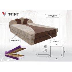 Кровать Флирт Вика фото