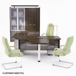 """Набор мебели в кабинет руководителя, серия """"Флекс"""""""