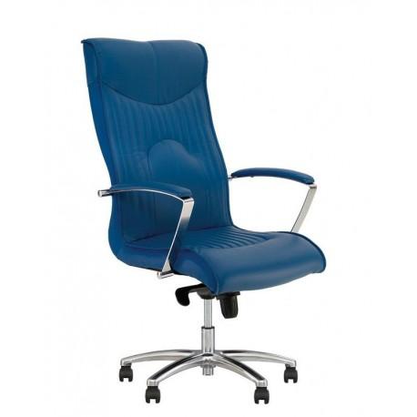 Кресло для руководителя Felicia / Фелиция Steel Chrome