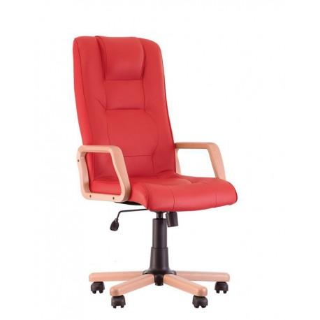Красное кресло Лагуна Новый стиль фото
