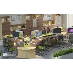 """Комплект мебели для персонала, серия """"Прайм"""" (M-Concept)"""