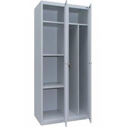 Металлический одежный шкаф ШОМ-400/2 Исполнение 2