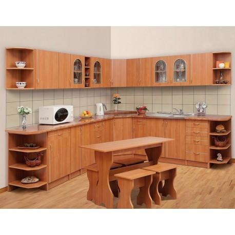 """Модульная кухня """"Марта"""" 2,6 м"""