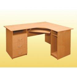 Компьютерный стол Гелика, угловой