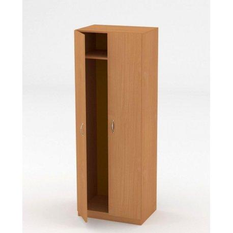 Шкаф 1 для одежды (Компанит)