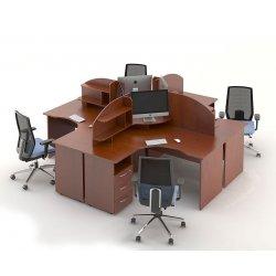 """Стол для персонала, серия """"Атрибут"""" 5 (M-Concept)"""