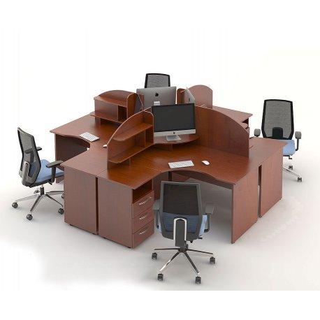 Столы для персонала Атрибут 5 фото