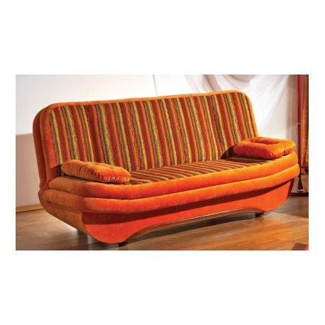 Диван Вероника (НСТ-Альянс) оранжевый фото