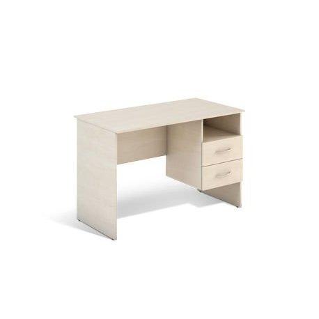 Офисный стол с навесной тумбой Сенс S1.11.11 (M-Concept)