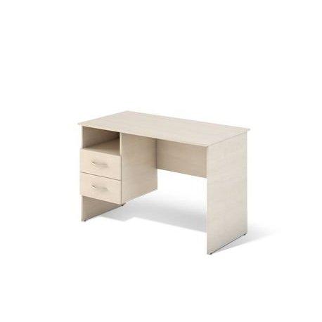 Офисный стол с тумбой Сенс S1.21.11 (M-Concept)