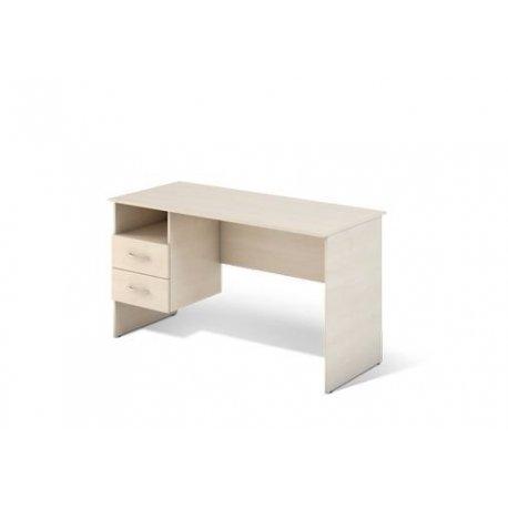 Офисный стол с тумбой Сенс S1.21.13 (M-Concept)