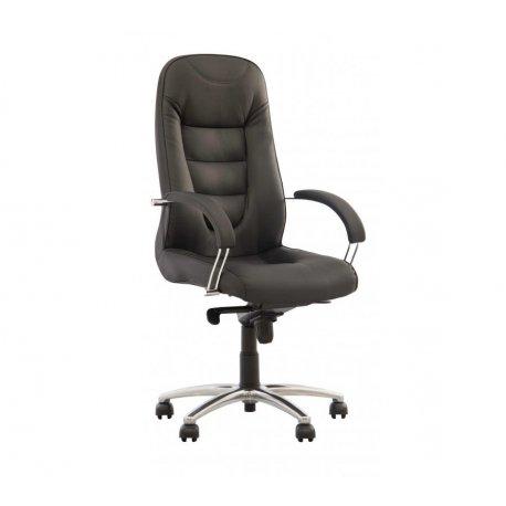 Кресло руководителя Boston / Бостон Steel chrome (Новый стиль)