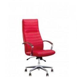 Кресло руководителя Iris / Ирис Steel chrome Anyfix (Новый стиль)