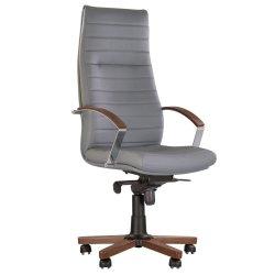 Кресло руководителя Iris / Ирис Wood MPD EX4 (Новый стиль)