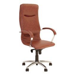 Кресло руководителя Nova / Нова Steel chrome (Новый стиль)