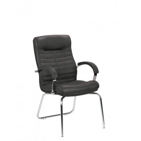 Конференц-стул Orion / Орион Steel CFA LB chrome (Новый стиль)