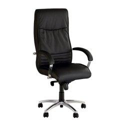 Кресло руководителя Ostin / Остин Steel chrome (Новый стиль)