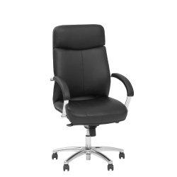 Кресло руководителя Rapsody / Рапсоди Steel chrome (Новый стиль)