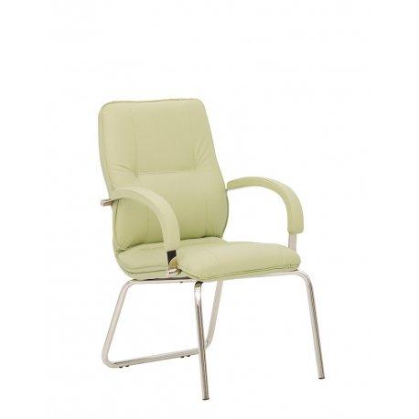 Конференц-стул Star / Стар Steel CFA LB chrome (Новый стиль)