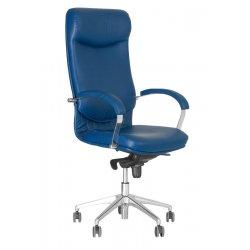 Кресло руководителя Vega / Вега Steel chrome (Новый стиль)