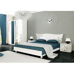 Спальня Богема белая (Миро-Марк)