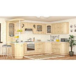 Кухня Паула цвет Береза фото
