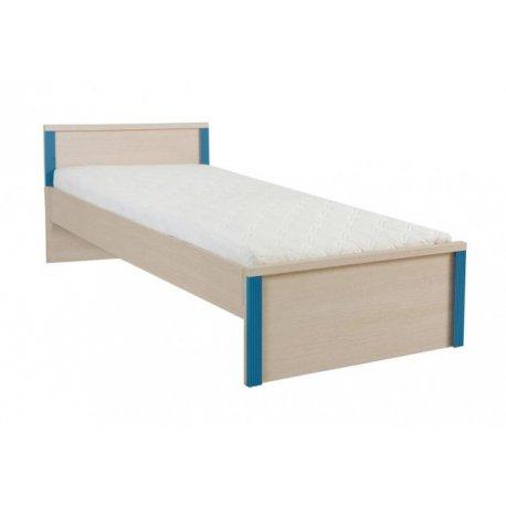 Детская кровать Капс 90 с ламелями фото