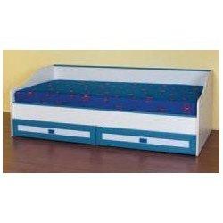 Детская кровать Твинс нижняя №1