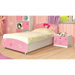 Кровать детская Мульти 1-СП