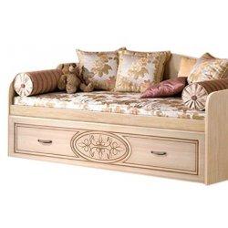 Детская двухместная кровать Василиса