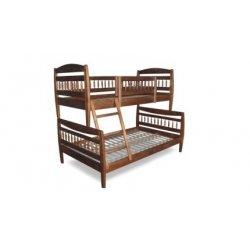 Кровать двухъярусная Комби