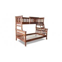 Кровать двухъярусная Комби 2